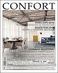 revista Confort Magazin