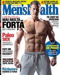 revista Men's Health