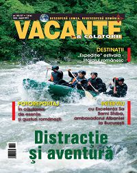revista Vacante si calatorii